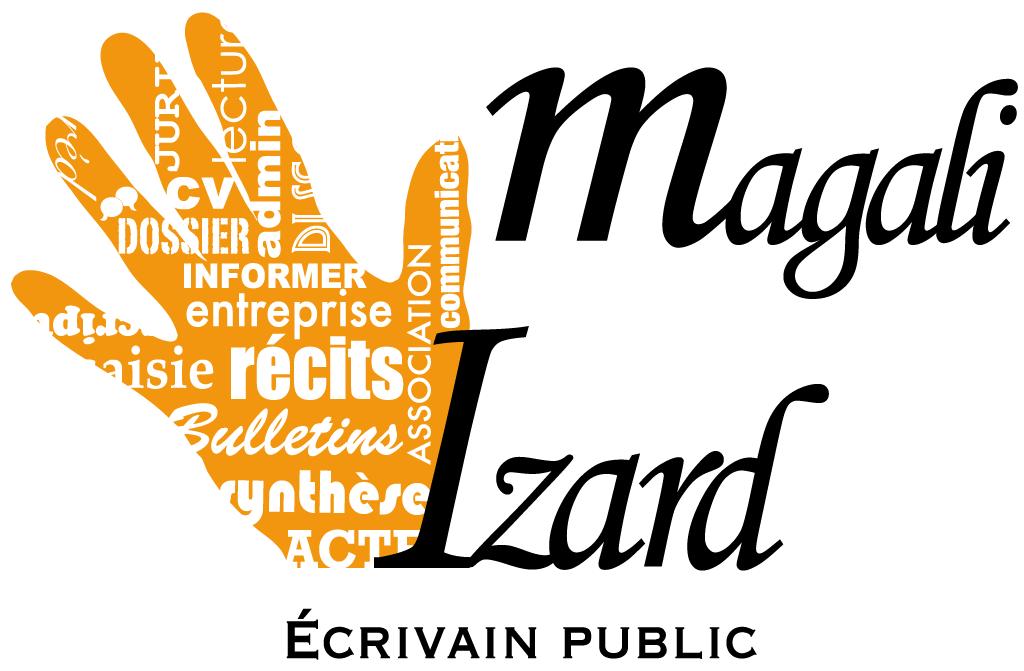 Magali Izard, écrivain public