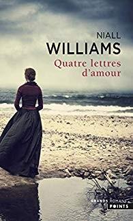 Quatre lettres d'amour, de Niall WILLIAMS
