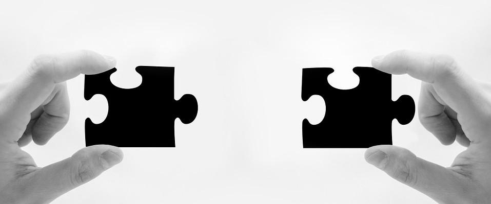 emboiter des pieces de puzzle